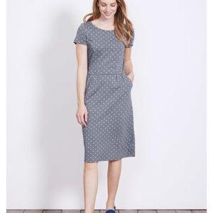 Boden Phoebe Polka Dot Dress WW202